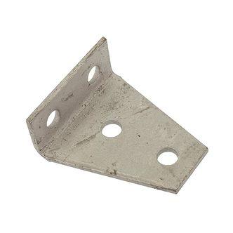 Delta Plate Right Angle 2/2 hole