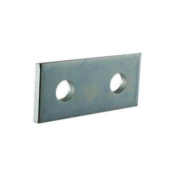 2 Hole Flat Plate bracket