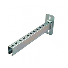 slotted cantilever arm