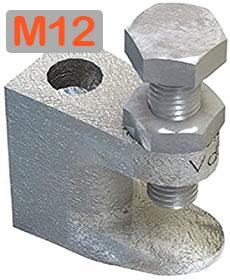 Lindapter m12 girder flange clamp