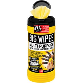absorbent wipes