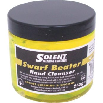 solent cleaners hand cleanser tub