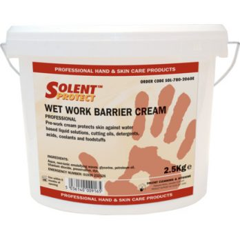 solent cleaners wet work cream